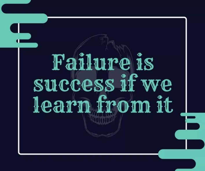 Famous Quotes about Failure