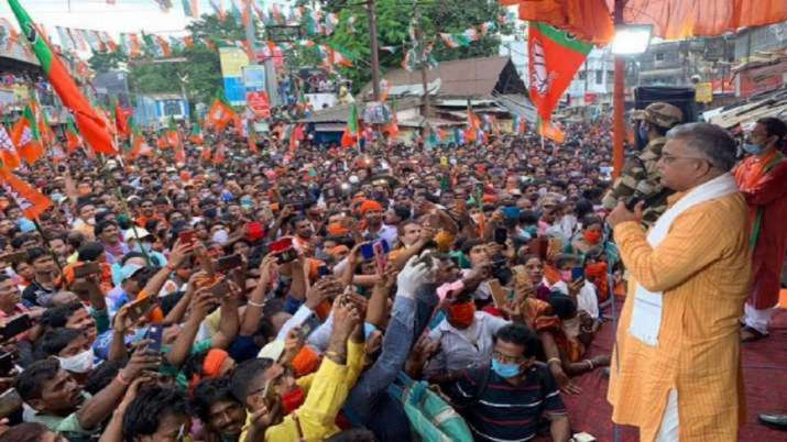 Bengal polls 2021, Election Commission, all-party conference, Kolkata, Covid19 norms, election rallies,