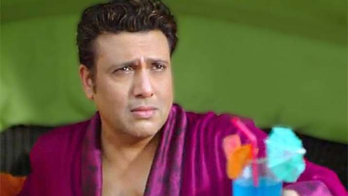 Govinda back again to work after testing Covid unfavorable