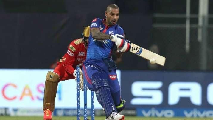 Shikhar Dhawan, IPL 2021, IPL 2021 Delhi Capitals