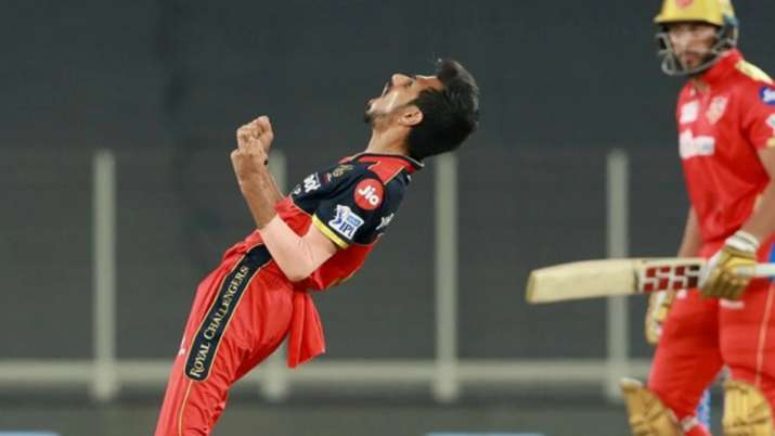 The 30-year-old attacking leg-spinner conceded 34 runs in his four overs, taking only one wicket on