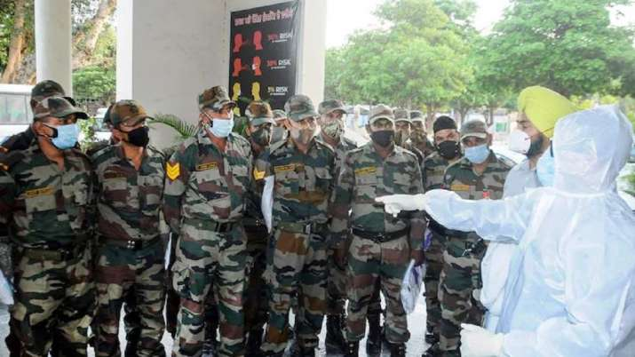 COVID-19, Rajnath Singh , defence minister, disaster monetary powers, armed forces, coronavirus pa