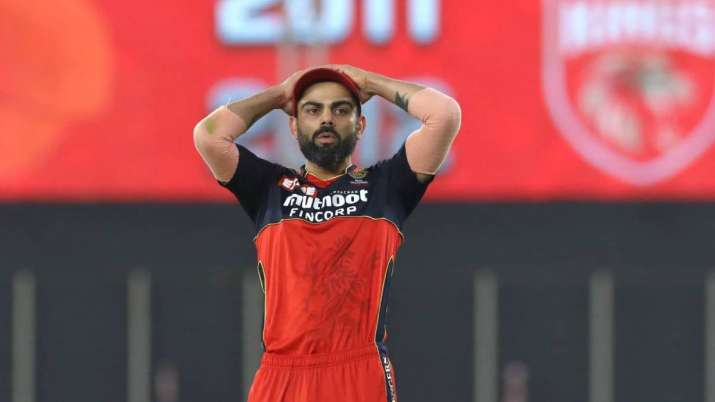 Royal Challengers Bangalore skipper Virat Kohli, IPL 2021 RCB vs PBKS