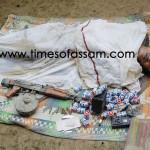 ULFA Cader Biplab Barua Killed in an Encounter at Dibrugarh. July 20, 2010