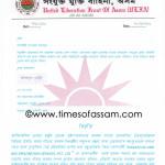 ULFA Press release by Arunodoy Dohotiya