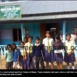 School Children of Hills