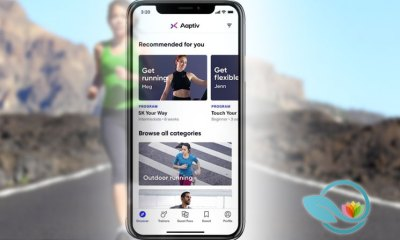 Aaptiv: Audio-Based Fitness Workout App with Training Exercise Programs