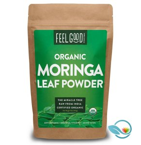 Feel Good Organics Moringa Leaf Powder
