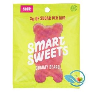 Keto-Friendly, Stevia Sweetened Fruity Gummy Bears