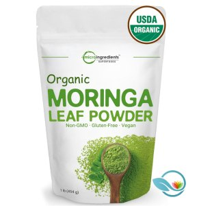 Micro Ingredients Organic Moringa Leaf Powder