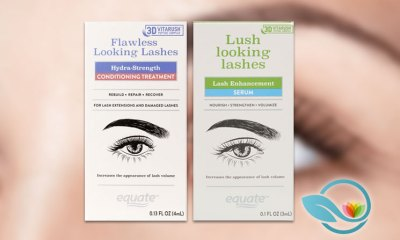 Walmart Launches Equate Lash Enhancement Serum and Hydra-Strength Eyelash Conditioner