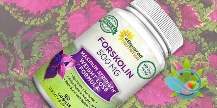 aSquared Nutrition Forskolin