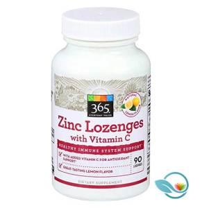 365 Everyday Value Zinc Lozenges with Vitamin C