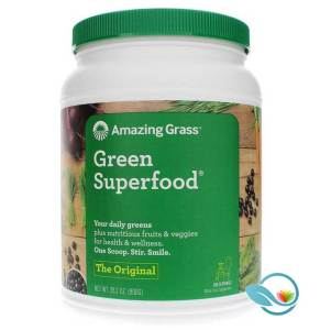 Amazing Grass Green Superfood The Original