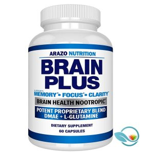Arazo Nutrition Brain Plus