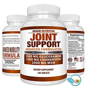 Arazo Nutrition Joint Support Advanced Formulation