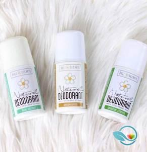 Bali Secrets Natural Deodorant: