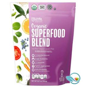 BetterBody LIVfit Organic Superfood Blend