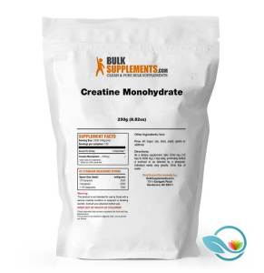 BulkSupplements Pure Micronized Creatine