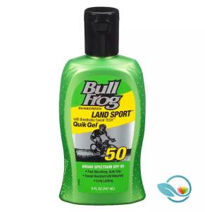 Bullfrog Sunscreen