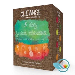 Cleanse on the Go