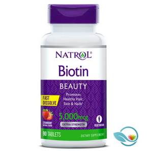 Natrol Biotin Maximum Potency