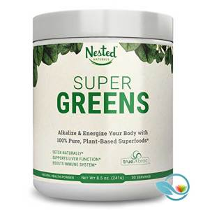 Nested Naturals' Super Greens