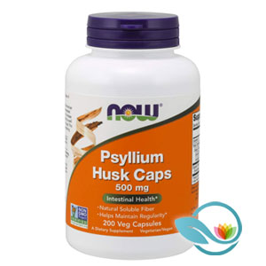 Now Psyllium Husk Caps
