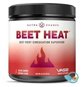Nutra Champs Beet Heat