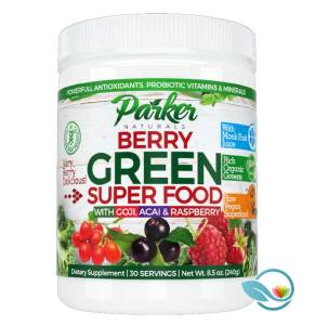 Parker Naturals Berry Super Food with Greens