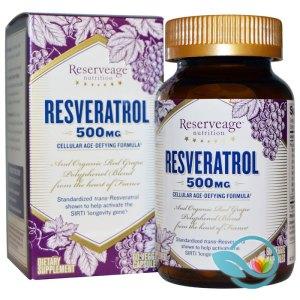 Reserveage Nutrition Resveratrol