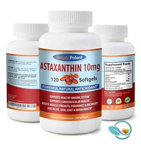 Simply Potent Astaxanthin