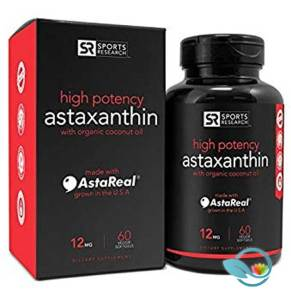 Sports Research High Potency Astaxanthin