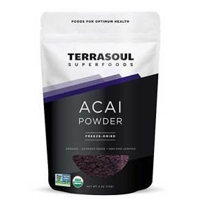 Terrasoul Superfoods Acai Berry Powder