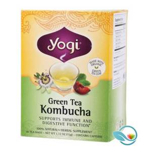 Yogi Green Tea Kombucha