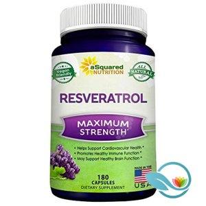 aSquared Nutritional Resveratrol Maximum Strength