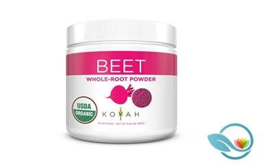 Koyah Organic Beet Powder