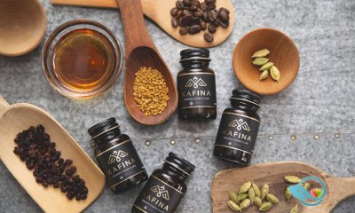 Kafina Organic Energy Elixir: Herbal Supplement