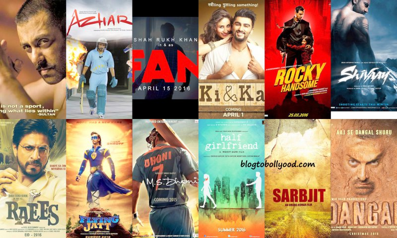 best of bollywood 2016