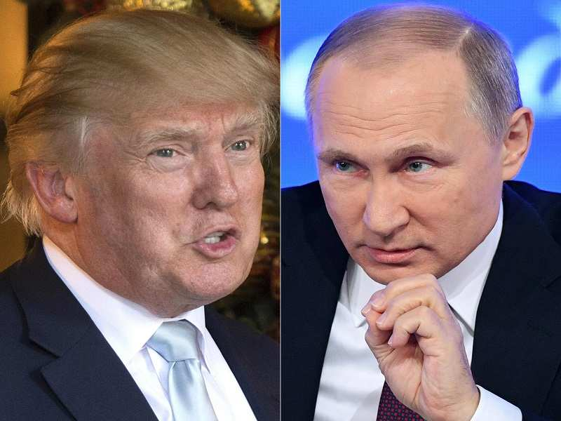 Hasil gambar untuk CIA director alerted FBI to pattern of contacts between Russian officials and Trump campaign associates