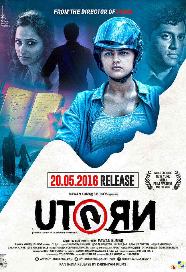 U Turn Movie: Showtimes, Review, Songs, Trailer, Posters, News & Videos | eTimes