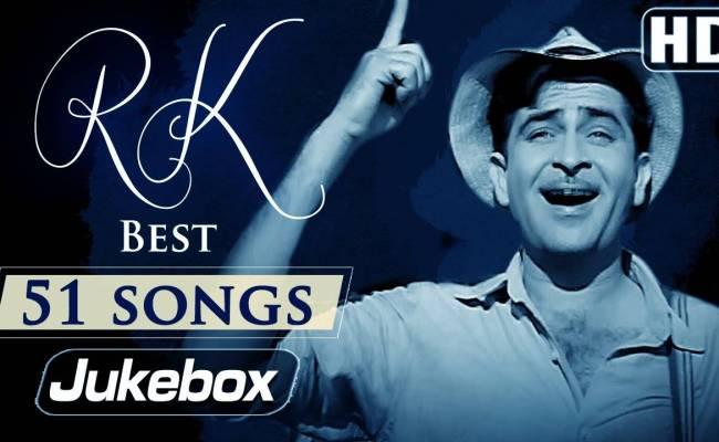 Ultimate Raj Kapoor 51 Songs Video Jukebox Evergreen Old