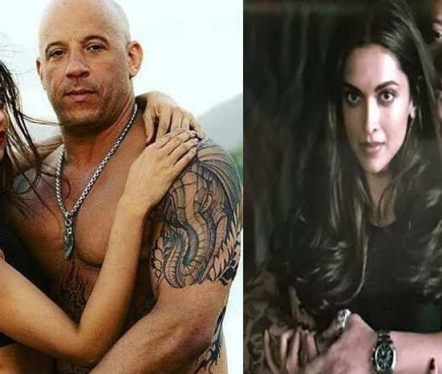 Xxx Sequel Movie Video News Photos Deepika Padukone Will Be A Part Of Vin Diesels Action Franchise Again