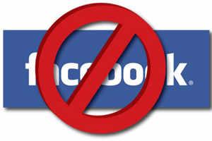 10 Celebrity Facebook 'boycotters'
