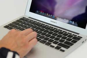 Multi-touch trackpad