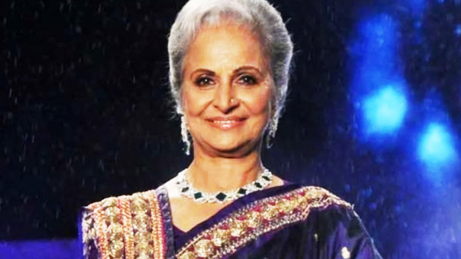 Did you know Waheeda Rehman's Bharatanatyam guru made her kundali before taking her as a student? | Hindi Movie News – Bollywood – Times of India