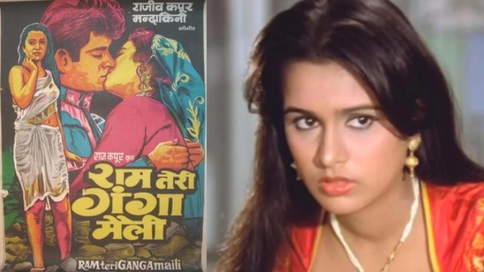 Did you know Padmini Kolhapure rejected 'Ram Teri Ganga Maili' because of a 'kissing' scene? | Hindi Movie News – Bollywood – Times of India