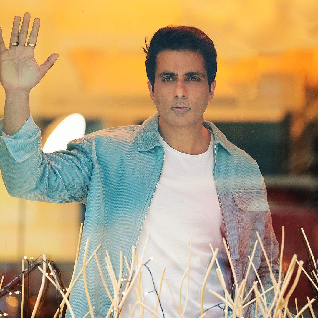 Actor Sonu Sood's fitness mantra: Positive mindset and intense workout | Hindi Movie News – Bollywood – Times of India