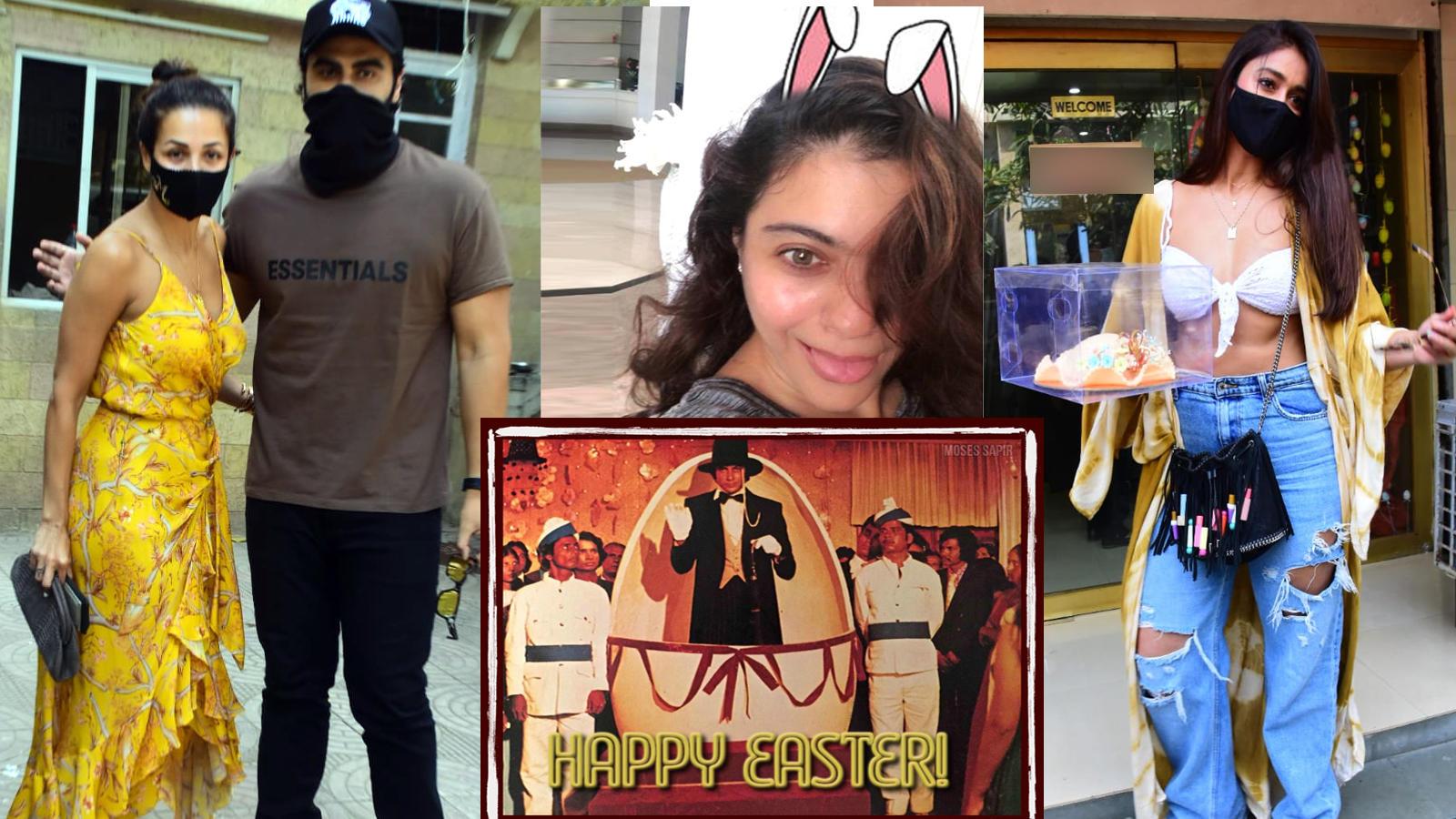 Happy Easter! From Amitabh Bachchan, Ileana D'Cruz to Malaika Arora, Arjun Kapoor, celebs extend warm greetings | Hindi Movie News – Bollywood – Times of India