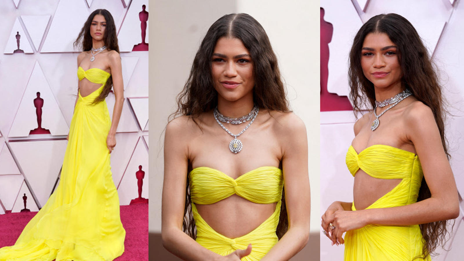 Oscars 2021: Zendaya stuns everyone with her appearance in 6 million worth of diamonds | English Movie News – Hollywood – Times of India